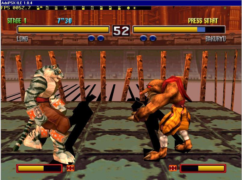 bloody roar 2 1 I kinda like Bakuryu the mole from bloody roar primal fury