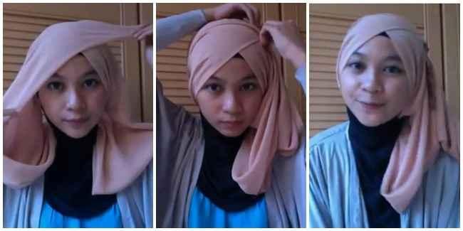 Tutorial Hijab Untuk Acara Pernikahan