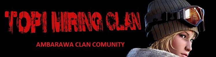 topi miring clan