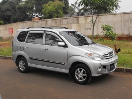 Daihatsu Xenia 13 X | Car Interior Design