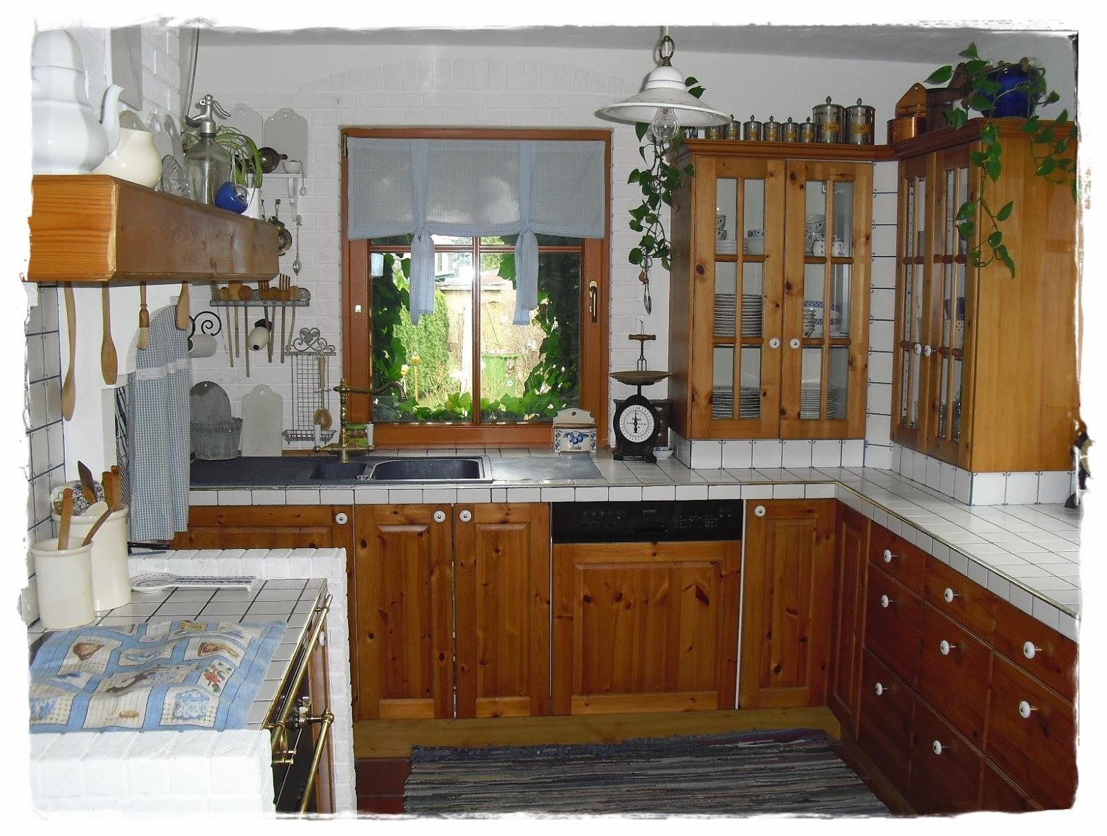 Streichen Küche