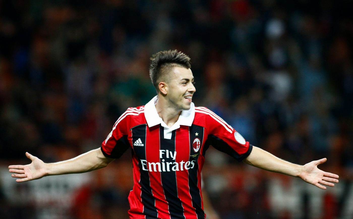 Stephan El Shaarawy Hairstyles Photos