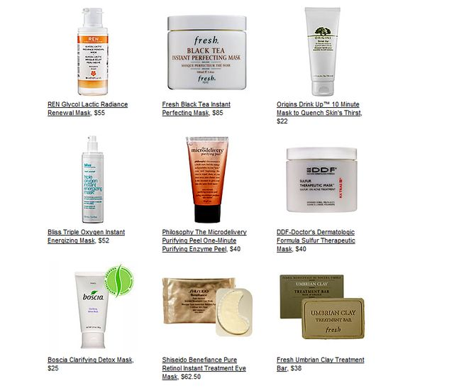 Facial Mask at  Sephora.com