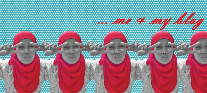 me & my blog