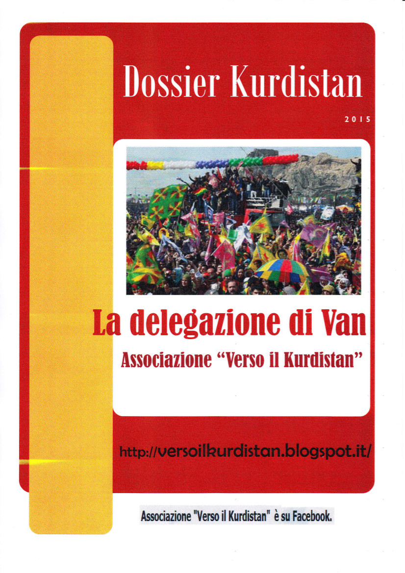 Dossier Kurdistan 2015