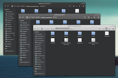 beautiful gtk themes 2013