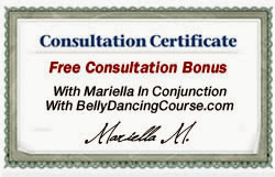 SUPER BONUS #7 - Free 1-Year One-on-One Coaching With Mariella (Only a Few Spots Left!)