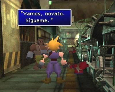 Opinión: No quiero un remake del Final Fantasy VII, por Dandelo.