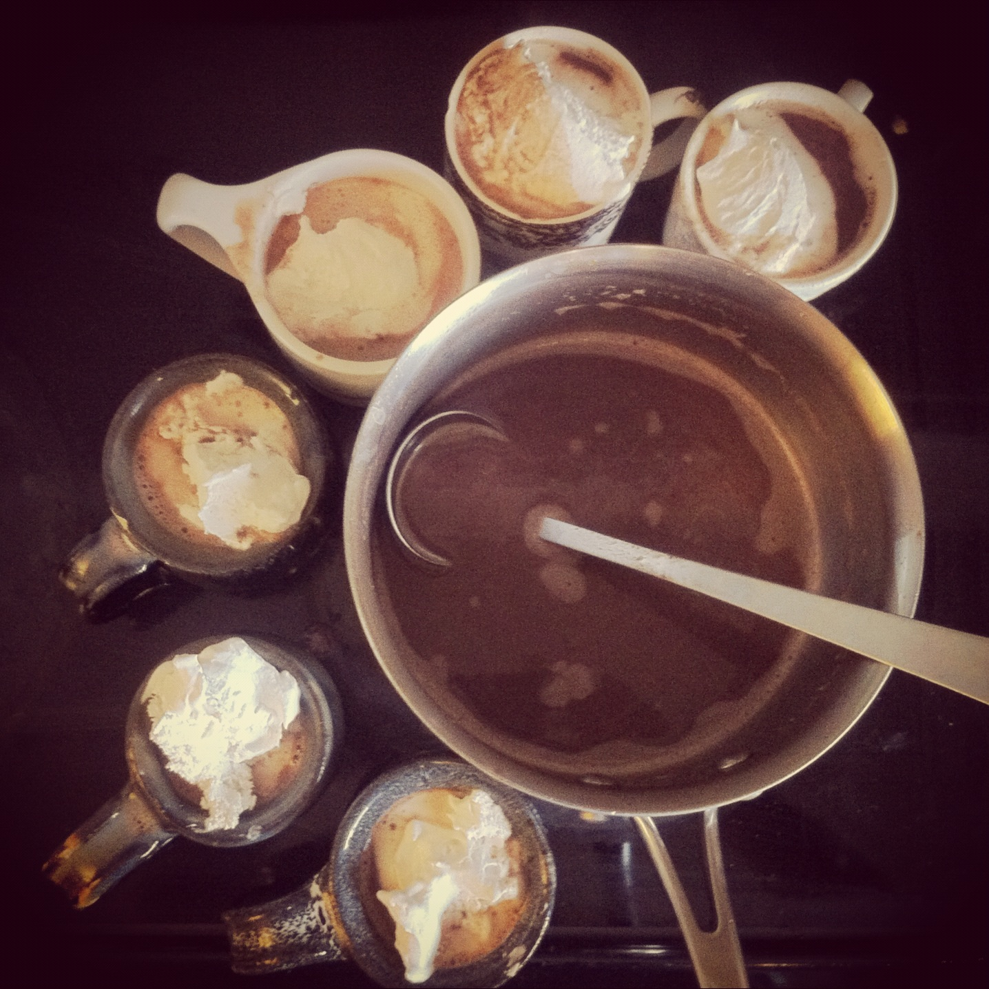 Options Hot Chocolate Vitamin
