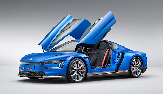 Características Volkswagen XL Sport