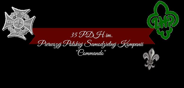 """35 PDH im. PPSK """"Commando"""""""