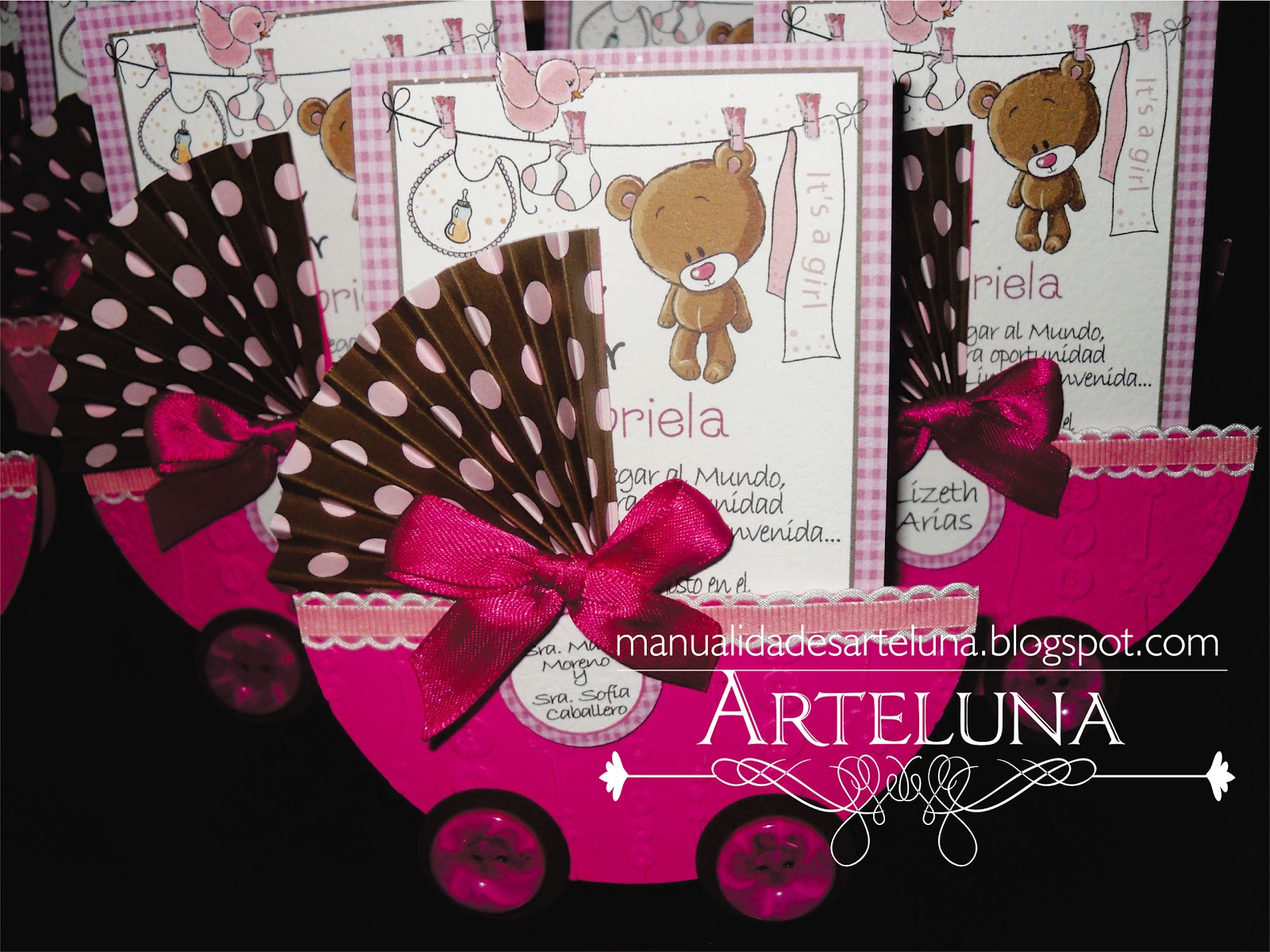 Baby shower para ni a sorepointrecords - Ideas para baby shower nina ...