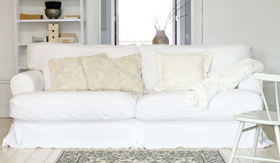 Apple pie and shabby style 3 2 1 bemz - Foderare il divano ...