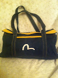 lovely evisu bag