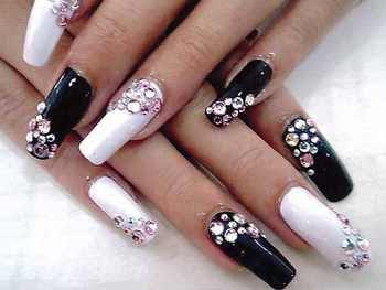 easy diy nail art designs  make up tips  nail art  hair