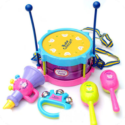 baby concert musical instrument set