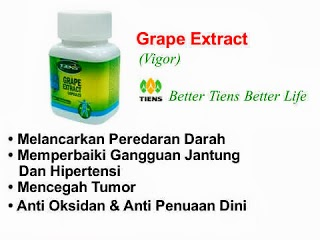 GRAPE EXTRACT CAPSULES (PEMBERSIH)