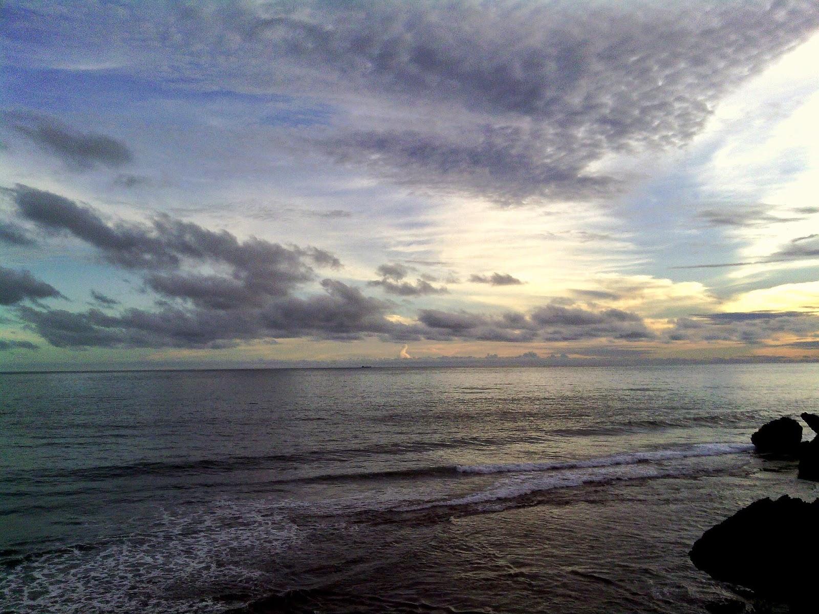 Pantai ngobaran wonosari gunung kidul jogja 5