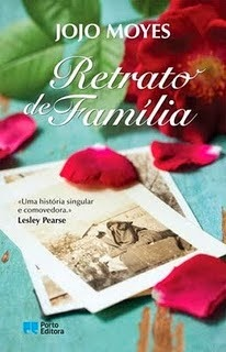 """""""Retrato de Família"""" de Jojo Moyes"""