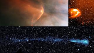 Аппарат IBEX рассмотрел хвост Солнечной системы