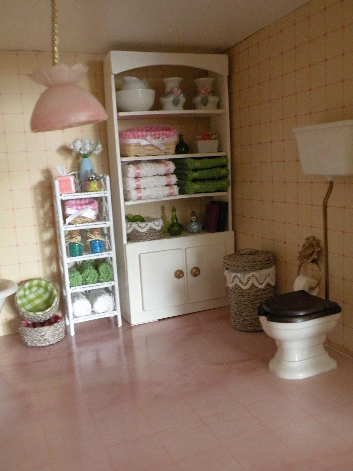 Domek Del Prado łazienka