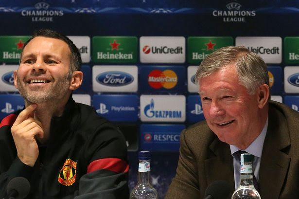 ferguson and giggs