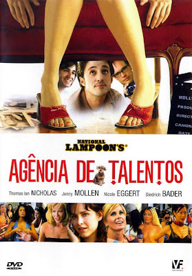 Agência de Talentos - DVDRip Dual Áudio