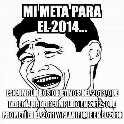 Meta para 2014
