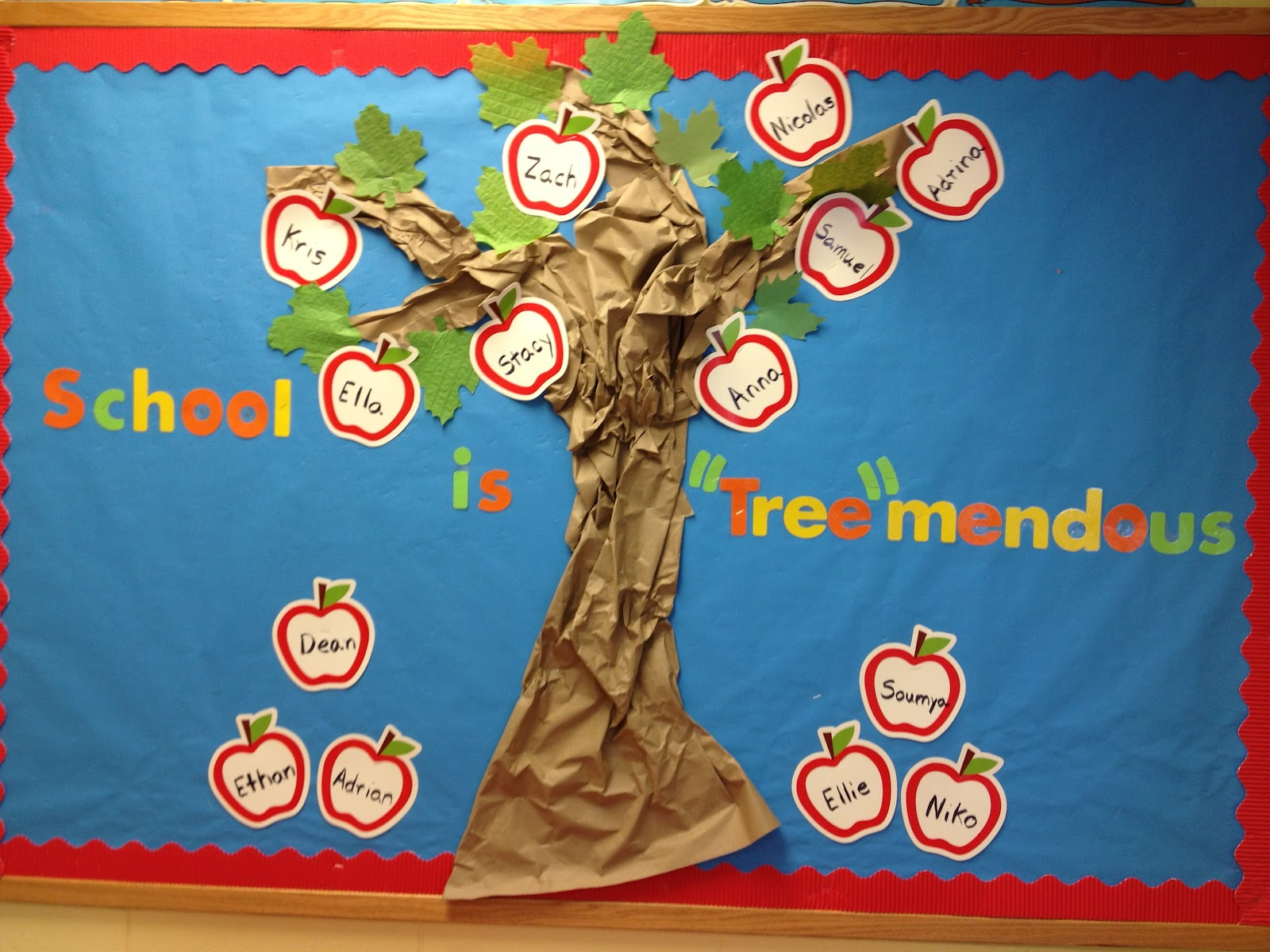 Adorable Welcome To Our Class Bulletin on Best Dr Seuss Images On Pinterest Preschool Apples Bulletin