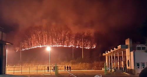 Fuego en la DMZ, despido por estirar las piernas y otras