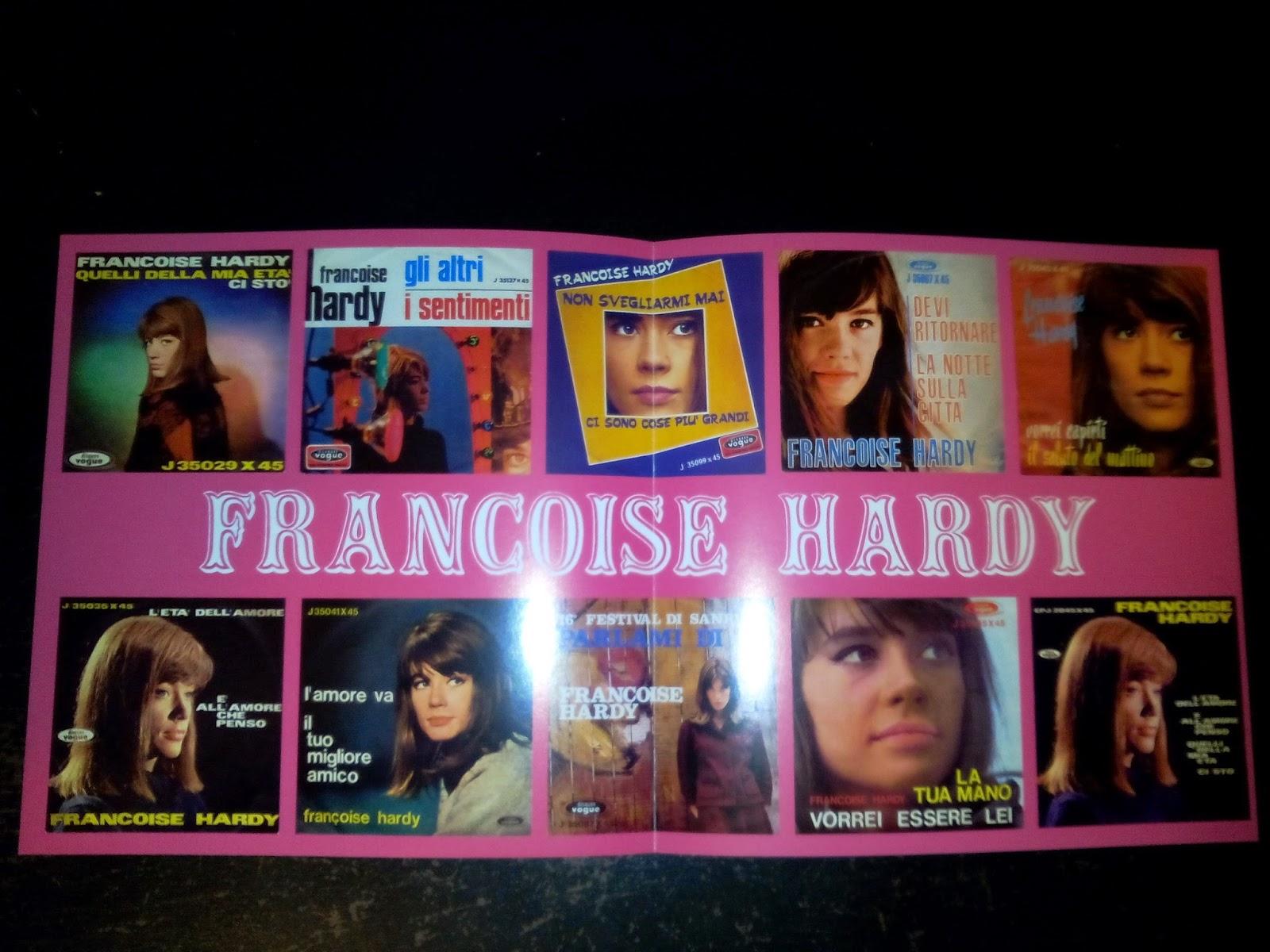 Françoise Hardy canta in italiano