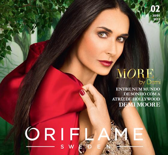 Catálogo 02 de 2013 da Oriflame