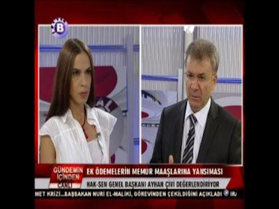 Hak-Sen Genel Başkanı Ayhan Çivi 4/C Hakkında Önemli Açıklamalarda Bulundu (Video)