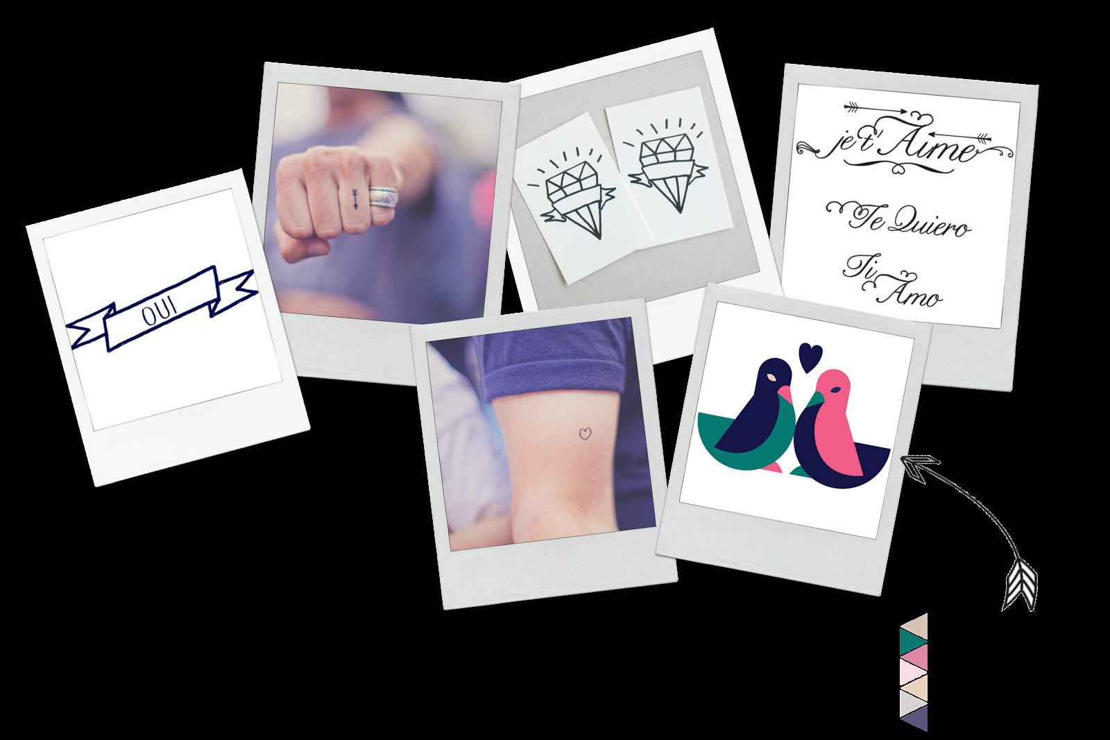 5 sites pour trouver son tatouage éphémère 19 juillet 2015  - Tatouage Éphémère Décalcomanie