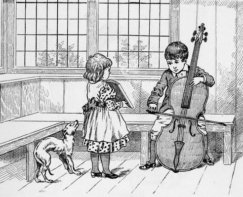 Si vuestro hijo quiere ser músico,...