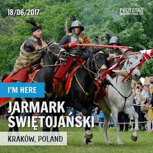 Jarmark Świętojański - Kraków 18.06.2017