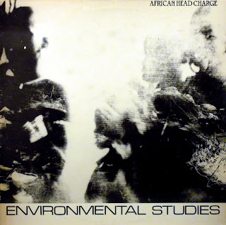 African Head Charge -Environmental Studies,On-U Sound 1982