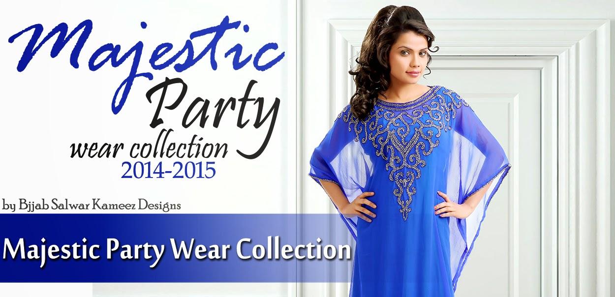 Fancy Party Wear Kaftan
