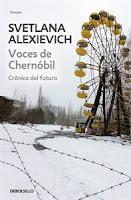 Ranking, los más vendidos. Voces de Chernóbil, de Svetlana Alexievich.