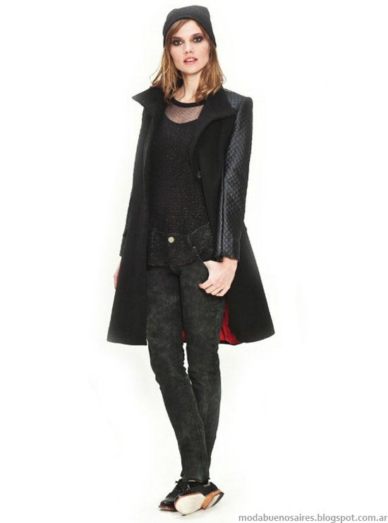 Tapados otoño invierno 2014 moda otoño invierno Asterisco.,