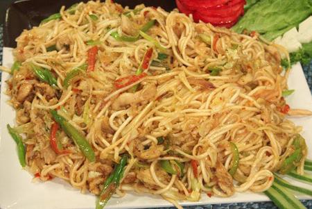 chicken chow mein recipe healthy
