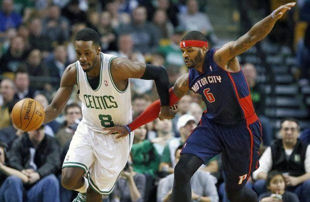 Jeff Green finishing the season the wrong way, the Jeff Green way