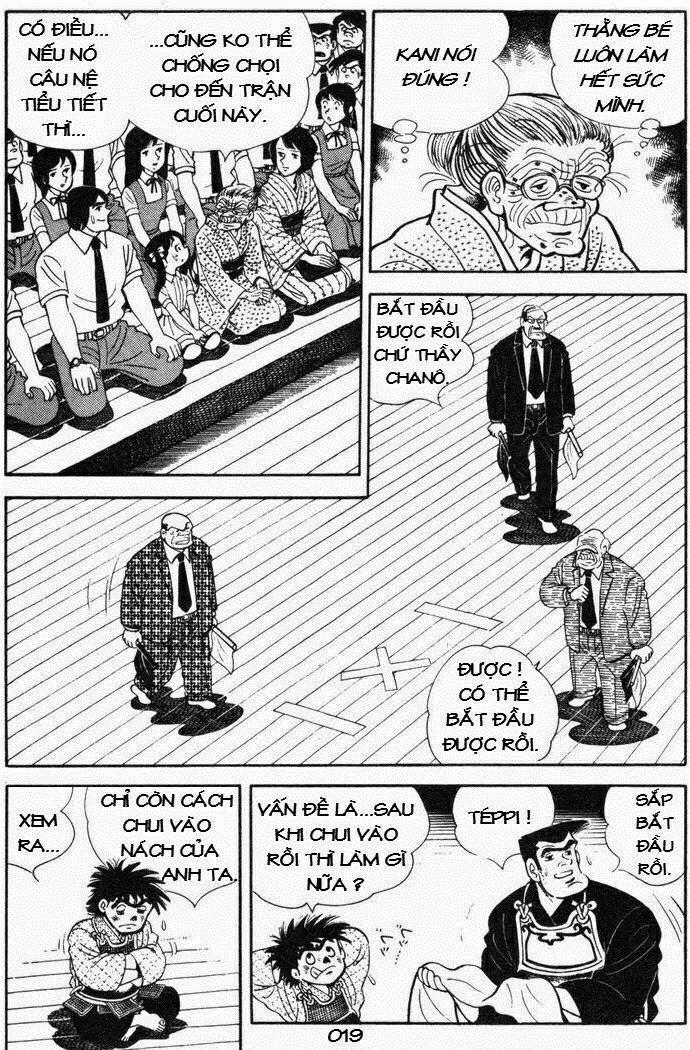 Siêu quậy Teppi chap 53 - Trang 19