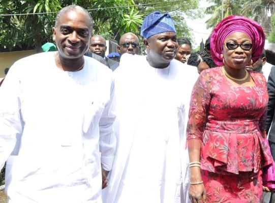 Chief Mrs HID Awolowo burial activities