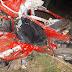 Casal morre após bater em carreta na BR-324; mulher estava grávida