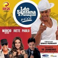 L�o Santana & Parangol� - 1� Ensaio de Ver�o 2014