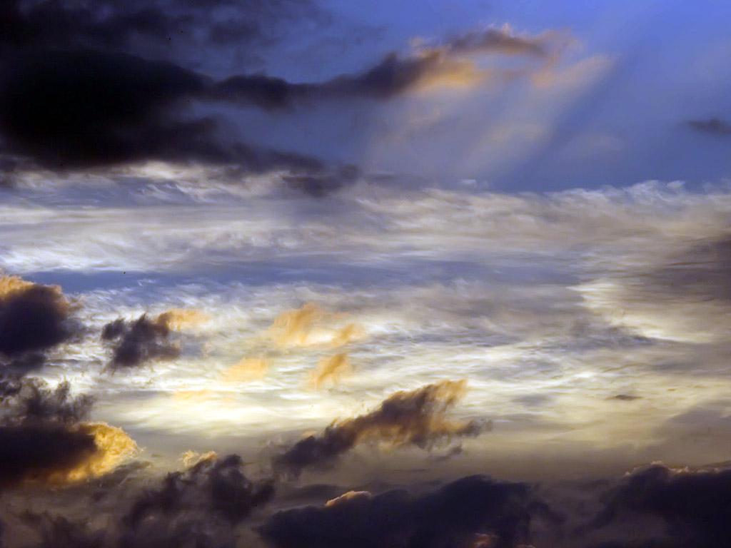 image wallpapers beautiful sunlit sky wallpaper