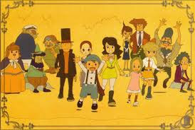 Phim Professor Layton and the Eternal Diva