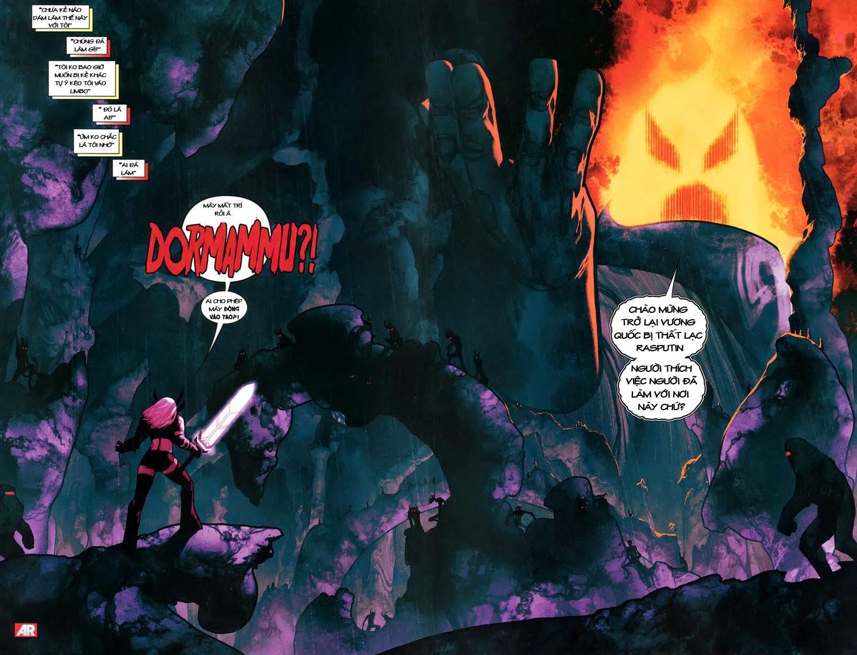 Uncanny X-Men chap 5 - Trang 6