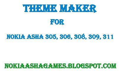 Themes Creator For Nokia Java
